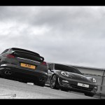 2012 A Kahn Design Porsche Panamera Wide Track