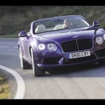 2012 Bentley Continental GTC V8 Wallpapers