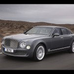2012 Bentley Mulsanne Mulliner Driving Specification Wallpapers