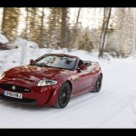 2012 Jaguar XKR S Convertible Nordic Drive Wallpapers