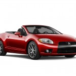 2012 Mitsubishi Eclipse Spyder Wallpapers