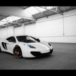 2012 Wheelsandmore McLaren MP4 12C Toxique Evil Wallpapers