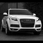 2012 A Kahn Design Audi Q7 Wide Track