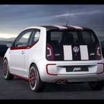 2012 Abt Volkswagen Up Wallpapers