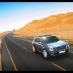 2012 Bentley EXP 9 F Concept Wallpapers