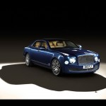 2012 Bentley Mulsanne Executive Interior Wallpapers