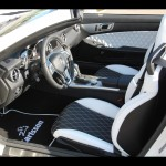 2012 Carlsson Mercedes Benz SLK Wallpapers