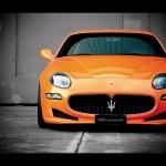 2012 GS Exclusive Maserati 4200 Evo