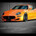 2012 GS Exclusive Maserati 4200 Evo Wallpapers