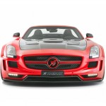 2012 Hamann Hawk Mercedes Benz SLS Roadster Wallpapers