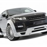 2012 Hamann Range Rover Evoque Wallpapers