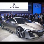 2012 Honda NSX Concept Wallpapers
