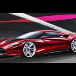 2012 Infiniti Emerg E Concept Wallpapers
