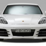 2012 JE Design Porsche Panamera Wallpapers