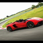 2012 Lamborghini Aventador J Wallpapers