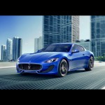 2012 Maserati GranTurismo Sport Wallpapers