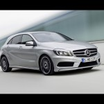 2012 Mercedes Benz A Class Wallpapers
