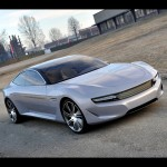 2012 Pininfarina Cambiano Concept Wallpapers