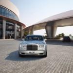 2012 Rolls Royce Phantom Series II Wallpapers