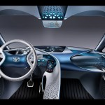 2012 Toyota FT Bh Concept Wallpapers