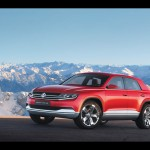 2012 Volkswagen Cross Coupe Concept Wallpapers