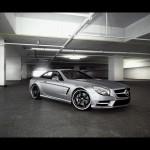 2012 Wheelsandmore Mercedes-Benz SL500 R231