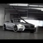 2012 Wheelsandmore Mercedes Benz SL500 R231 Wallpapers