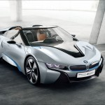 2012 BMW i8 Concept Spyder Wallpapers