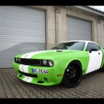 2012 CCG Automotive DodgeWrapped Challenger SRT 8