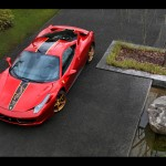 2012 Ferrari 458 Italia China Special Edition Wallpapers