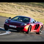2012 McLaren MP4 12C GT3 Wallpapers