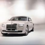 2012 Rolls Royce Ghost Six Senses Concept Wallpapers