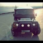 2012 Vilner Land Rover Defender Wallpapers