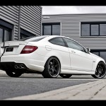 2012 Wheelsandmore Mercedes Benz C63 AMG Coupe Wallpapers