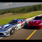 2013 Dodge SRT Viper GTS R Wallpapers