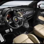 2012 Abarth 695 Maserati Edition Wallpapers
