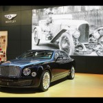 2012 Bentley Mulsanne Diamond Jubilee Edition Wallpapers
