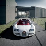 2012 Bugatti Veyron Grand Sport Wei Long Wallpapers