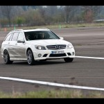 2012 Edo Competition Mercedes Benz C 63 AMG Wallpapers