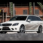 2012 Edo Competition Mercedes-Benz C 63 AMG