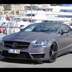 2012 GSC Mercedes-Benz CLS63 AMG