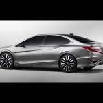 2012 Honda Concept C Wallpapers
