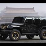 2012 Jeep Wrangler Dragon Design Concept
