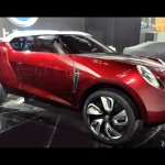 2012 MG Icon Concept Wallpapers