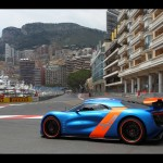 2012 Renault Alpine A110 50 Concept Wallpapers
