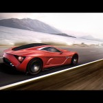 2012 Ugur Sahin Design Alfa Romeo 12C GTS Wallpapers