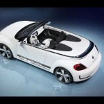 2012 Volkswagen E Bugster Concept Topless Wallpapers