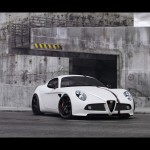 2012 Wheelsandmore Alfa Romeo 8C Wallpapers