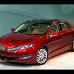 2013 Lincoln MKZ Wallpapers