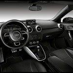 2012 Audi A1 Amplified Wallpapers